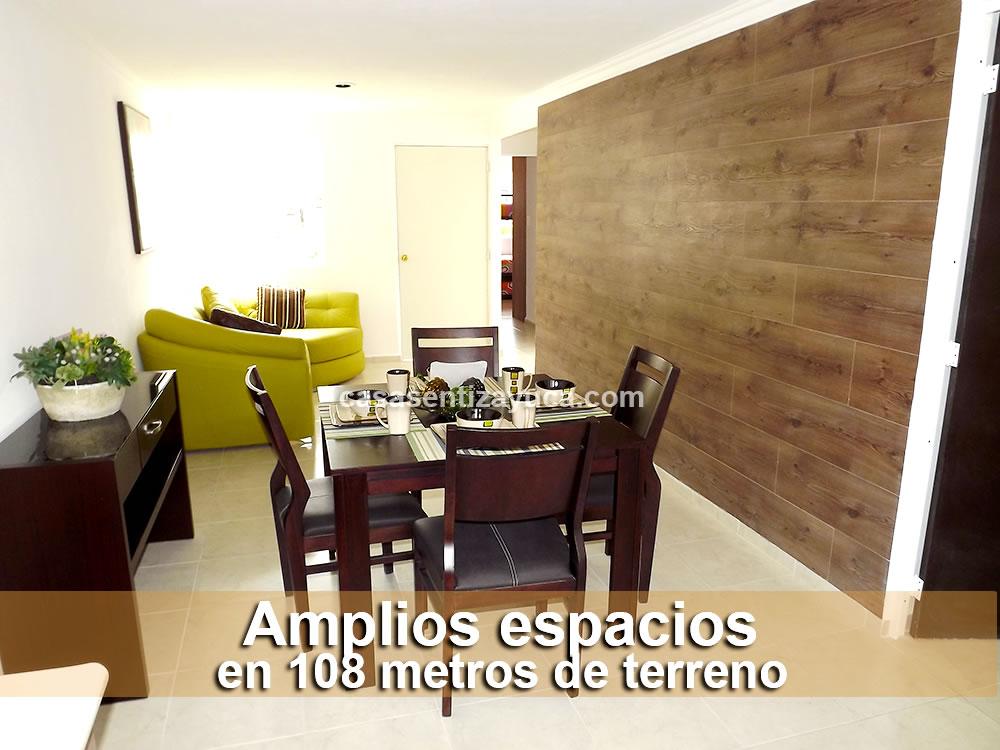 Casas en tizayuca con cr dito infonavit 2 y 3 rec maras - Busco disenador de interiores ...