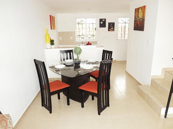 Casas en tizayuca 2 pisos 2 rec maras en venta con infonavit for Distribucion de casas de dos pisos